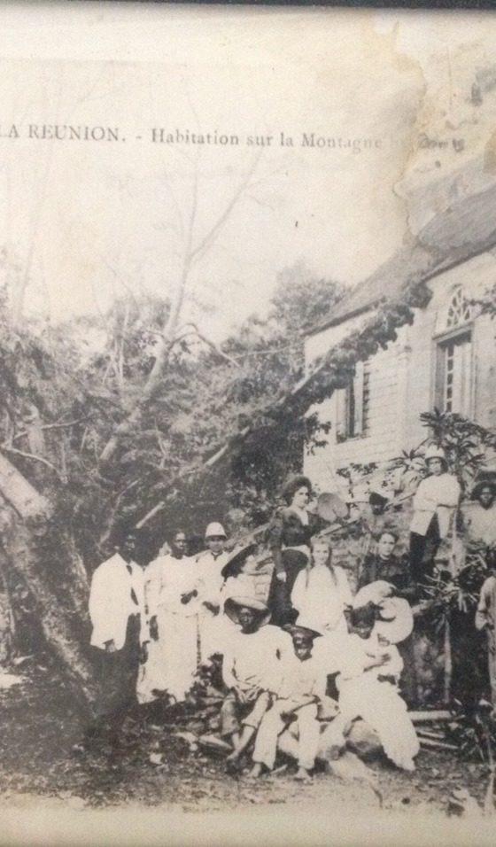La Maison d'Edith : La Maison d'Edith – Le moulin Cader – Balade dans l'histoire d'une « habitation» – Journées Européennes du Patrimoine à la Réunion