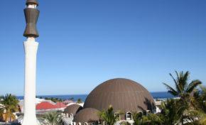 Mosquée Attâyab-Ul-Massâdjid : La mosquée Attâyab-Ul-Massâdjid - Journées Européennes du Patrimoine à la Réunion