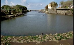 Kiosque de la Rivière d'Abord (côté Terre-Sainte) : La Rivière d'Abord ou la naissance de la ville de Saint-Pierre - Journées Européennes du Patrimoine à la Réunion
