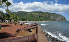 Les canons du Barachois : Larguez les amarres sur le Beau Pays ! - Journées Européennes du Patrimoine à la Réunion