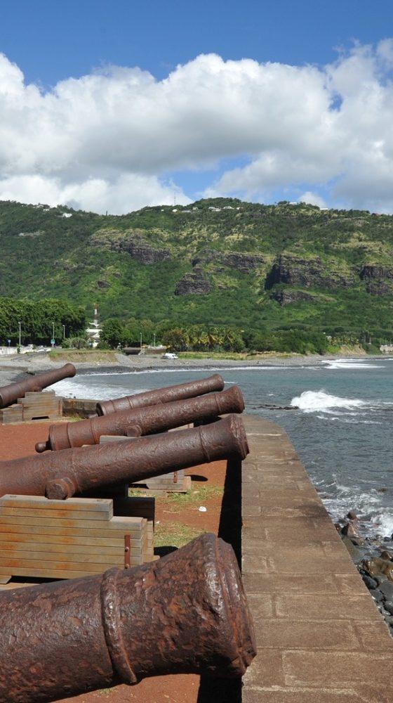 Les canons du Barachois : Larguez les amarres sur le Beau Pays ! – Journées Européennes du Patrimoine à la Réunion