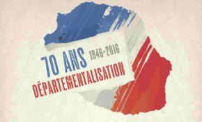 Archives départementales de La Réunion : Les 70 ans de la départementalisation de La Réunion - Journées Européennes du Patrimoine à la Réunion