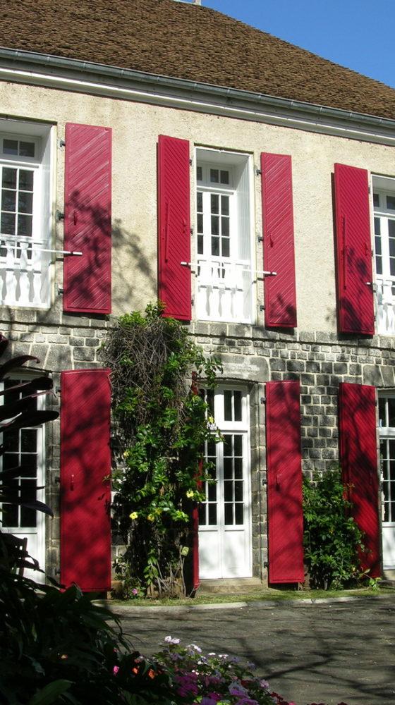 Maison Vasseur : La maison Vasseur, une bâtisse créole de la fin du 18e siècle – Journées Européennes du Patrimoine à la Réunion