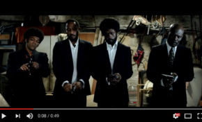 Le gang des Antillais, bande annonce (vidéo)