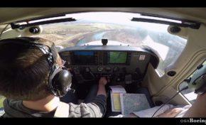 Un Cessna ne répond plus entre St François et Marie-galante