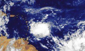 La météo des cyclones : oh mon dieu...oh my god...oh djee zeus