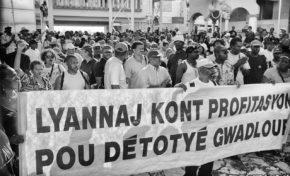 « En Guadeloupe : Volcan sous surveillance » (radio)