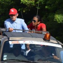 Législatives 2017 en Martinique : et si Aurélie Nella était candidate avec Alfred Marie-Jeanne comme suppléant ?😩😩😩😂😂😂