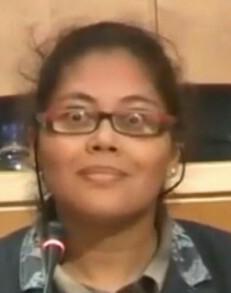 L'élue à la Collectivité Territoriale de Martinique Sandrine Saint-Aimé membre du MIM doit-elle démissionner suite à ses propos concernant le leader de son parti ?