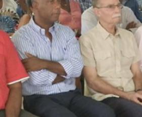 Législatives 2017 en Martinique : Alfred Marie-Jeanne soutient Francis Carole