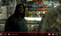 Enfin un super-héros Noir. Luke Cage. (Netflix)