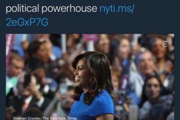 Le tweet que le New York Times ne voulait pas vous montrer