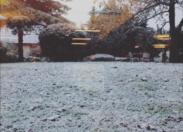 7 novembre 2016...il neige sur Paris