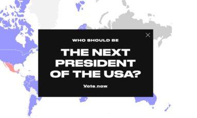 Vous aussi élisez le prochain président des USA (vote)