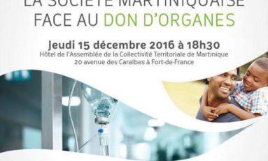 Rencontre - Débat : la société Martiniquaise face au don d'organes
