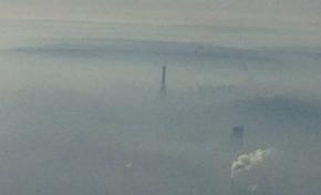 L'image du jour [06/12/16] Paris -Pollution
