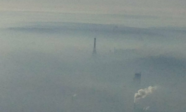 L'image du jour [06/12/16] Paris -Pollution