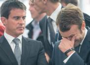 Emmanuel Macron fout le bordel au sein du parti de Césaire en Martinique