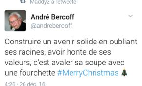 André Bercoff parle aux sourds du cerveau