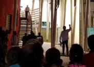 Visite de Mélenchon en Martinique : vif succès