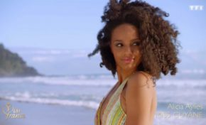 Alicia Aylies Miss Guyane est Miss France 2017 (photos)