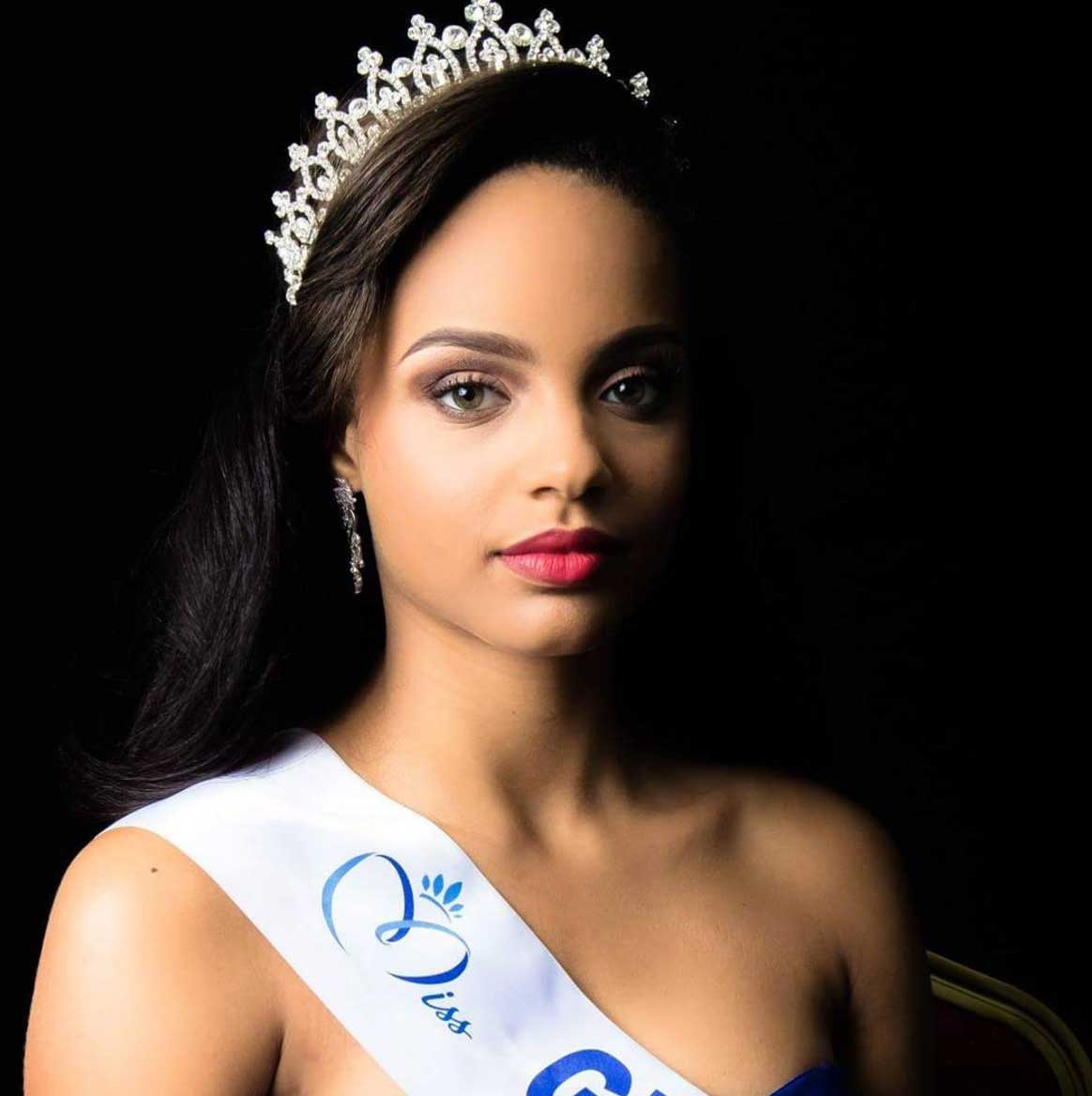 Alicia aylies miss guyane est miss france 2017 photos bondamanjak - Miss guyane alicia aylies ...