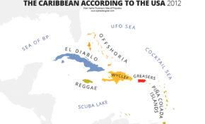 La Caraïbe vue par les USA (2012)