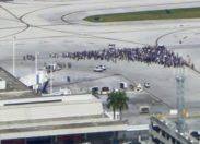 Fusillade à l'aéroport de Fort Lauderdale, 9 victimes