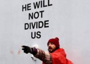 Shia LaBeouf arrêté à New York pendant un live anti-Trump
