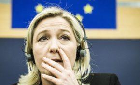 Va t-on également vers un Marinegate ?  Fillon n'est pas le seul à être empêtré dans une sombre histoire d'assistant parlementaire  Marine Le Pen est sommée de payer 340.000 euros.