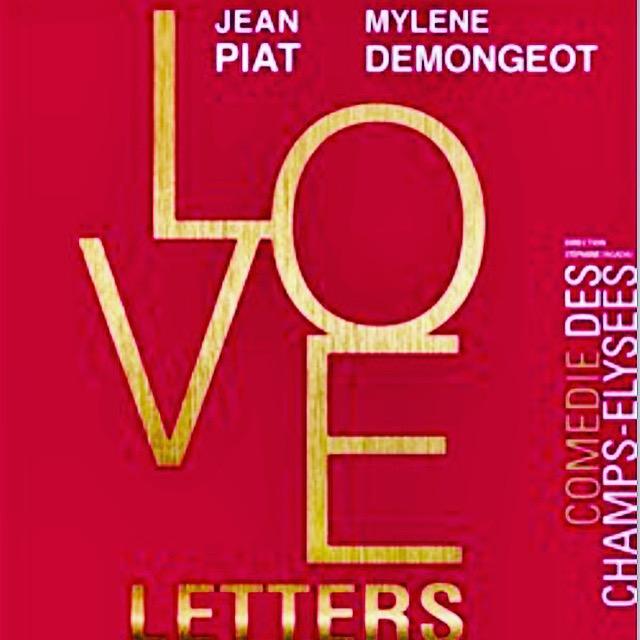 Love Letters Avec Jean Piat Et Mylene Demongeot Est Une