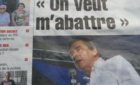 François Fillon à l'île de La Réunion : le rougail de la peur