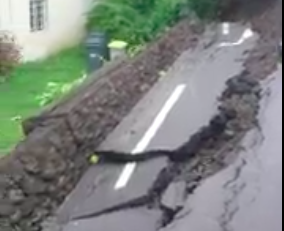 Île de La Réunion : premiers dégâts signés Carlos