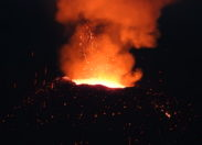 L'image du jour 19/02/17 Piton de la Fournaise - Île de La Réunion