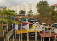 L'image du jour 15/02/17 Grève - Collectivité Territoriale de Martinique