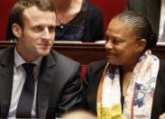 Pour Christiane Taubira, Emmanuel Macron est un pur produit du système, qui joue sur la séduction et flirte avec les médias.  Il méconnaît  totalement le clivage droite/gauche.