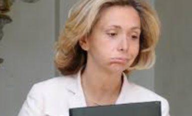 """Valérie Pécresse, présidente de la région Île-de-France, déclare pendant """"L'Émission politique"""" sur France 2 que """"les métiers de l'enseignement sont crucial""""."""