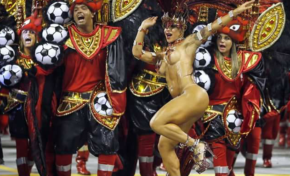 Les images du jour [26/02/17] Carnaval -Rio De Janeiro