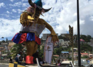 Carnaval en Martinique : cette année Vaval ressemble  à ça