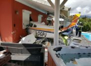 Crash d'un avion de tourisme en Guadeloupe