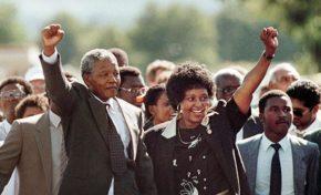 11 Février 1990. Nelson Mandela est libre.