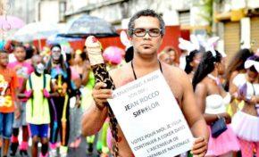 Carnaval 2017 en Martinique : le Romanticus  qui ne vanus cocus va souffert !!!!