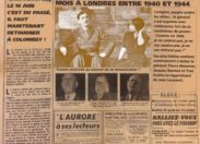 Francois Fillon un destin de GO Gaulliste