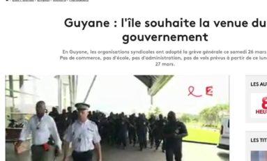 """À France 2... """"île"""" sont en mode Macron"""
