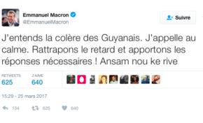 Et si Raphaël Confiant et Patrick Chamoiseau donnaient des cours de créole à Emmanuel Macron ? Et si ils s'y mettaient ?