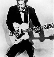 Chuck « Crazy legs » Berry a joué son dernier riff