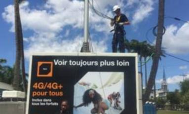 Orange augmente la pulpe de la 4G