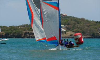 Yoles rondes de Martinique : Zapetti/Appaloosa vainqueur au Vauclin