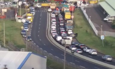 Grève en Martinique...nou bon épi sa !!!