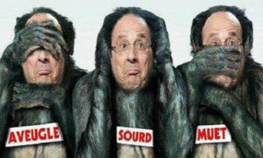 Crise en Guyane : François Hollande sort ENFIN de son silence